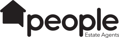 People Logo Tagline Black